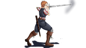 Fencer final by Askhran