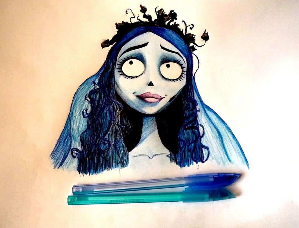 Corpse Bride by PandorasBox341