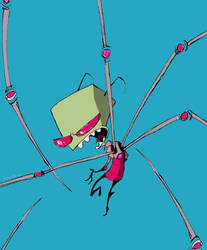 Spider Legs by PandorasBox341