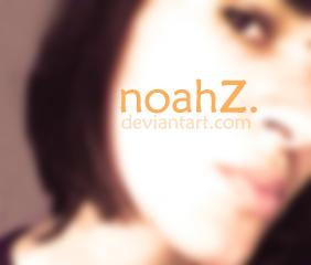 noahz on my face by noahz