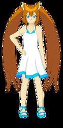 Reiko Tenshin (update) by Studio-Mizuki