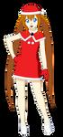 Reiko Tenshin Holday Outfit 2018 version by Studio-Mizuki