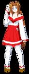 Yuki Megami (Update) by Studio-Mizuki