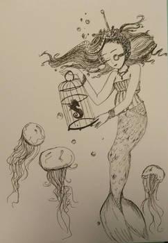 Steampunk Mermaid?