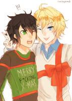mikayuu by scarfboyfriends