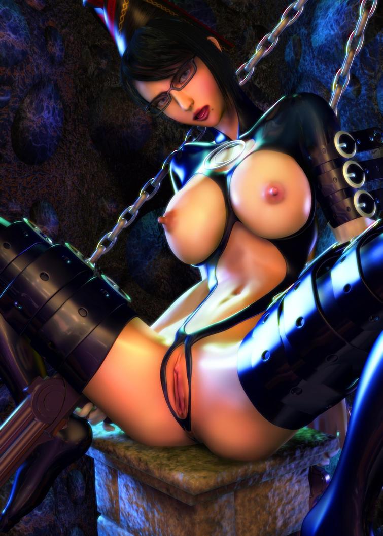 bayonetta cosplay porno