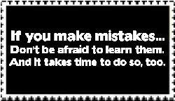 Learn your mistakes stamp by EllyTheTomodachi