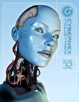 Cyborg eve 3.2