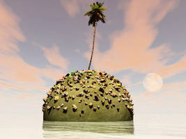 Globe Ecosystem by akaPREDADOR