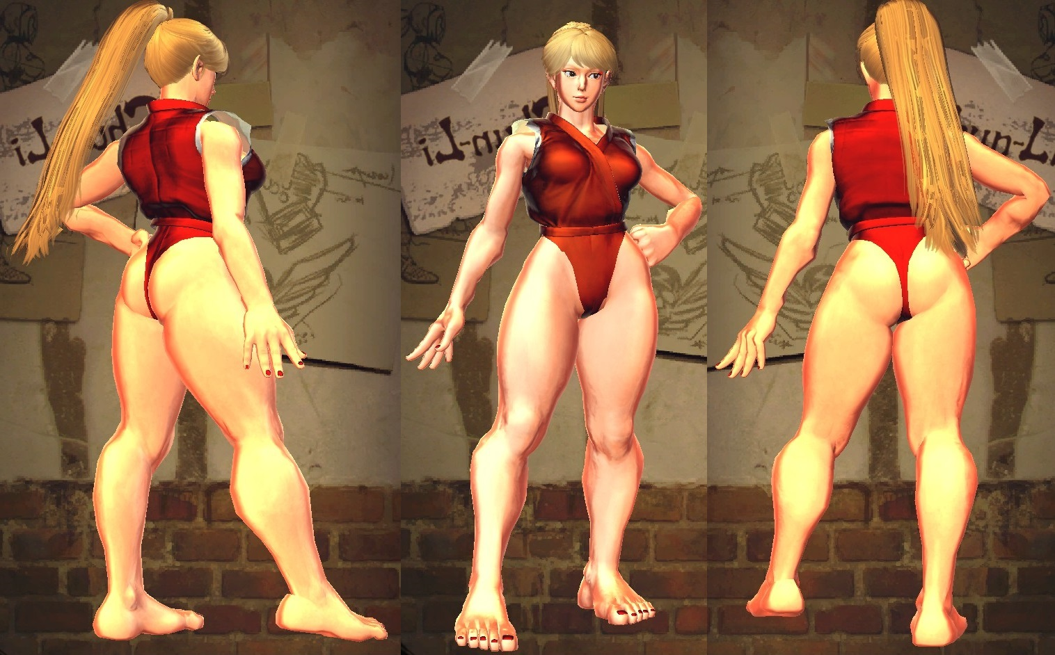 Crimson viper full nude skin for ssf4ae fucks chick
