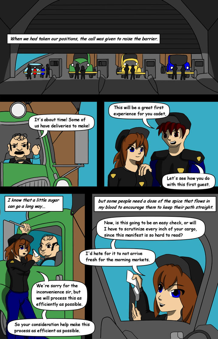Ahumdra Spires - Ch01 Page 07 Color by Struphic on DeviantArt