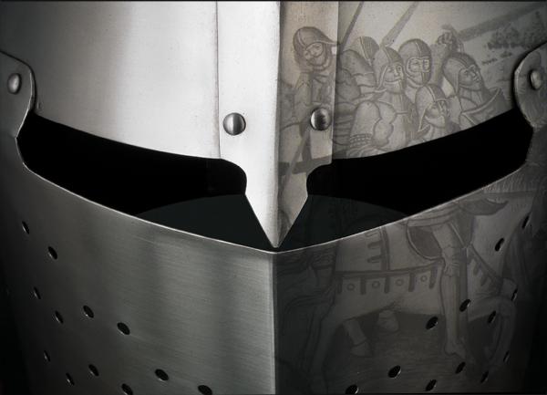 Yelmos y armaduras by higueras