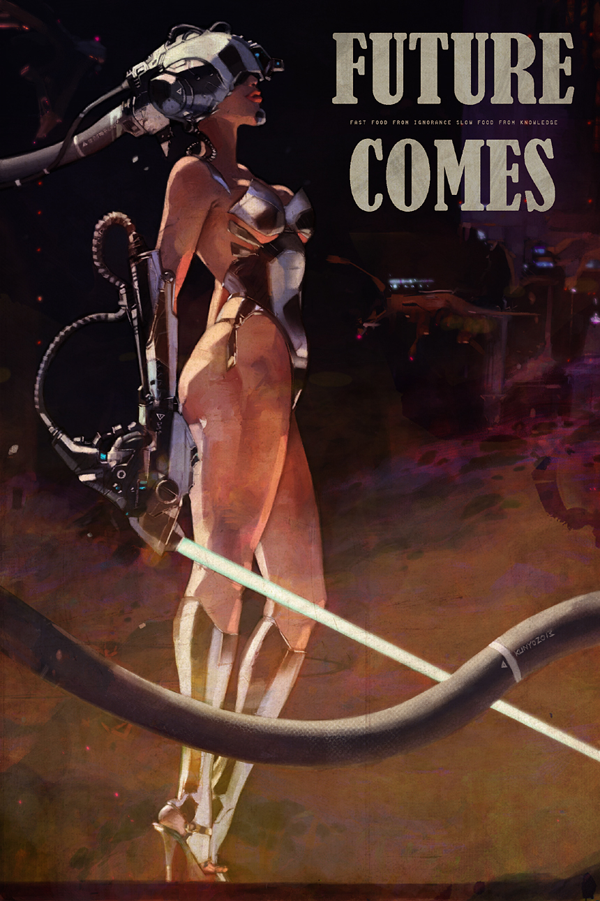 Girl004 Futurecome01 Final by couscousteam