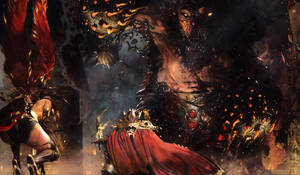 'Blade' title,loading image