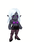 Drizzt in Drag by lv1-drow