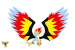 Graveyard:Birds Fusion by Esepibe