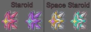 Argent Version--Staroid Sprite by Esepibe