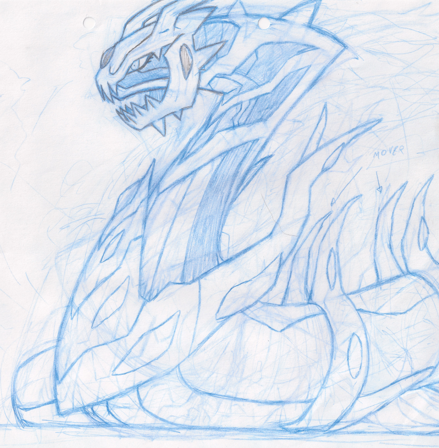 Pokemon Z: Zidhurot. (Unfinished, early concept) by Esepibe
