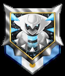 Shiny Giratina Shield