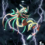 Infected Rayquaza -I.Series-