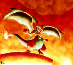 Infected Charizard -I.Series-