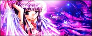 Angel Signature by sarwansingh