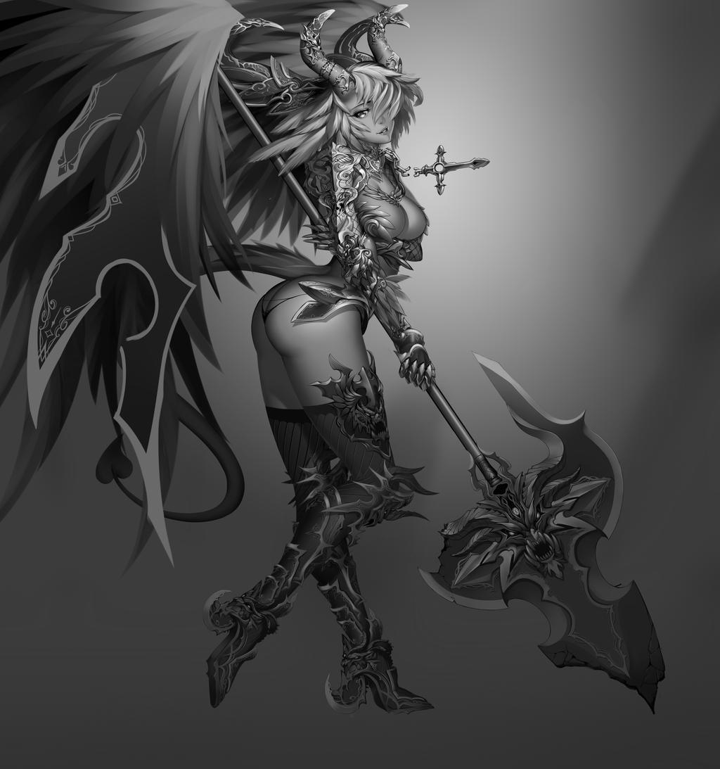 Dermon Knight1 unfinish