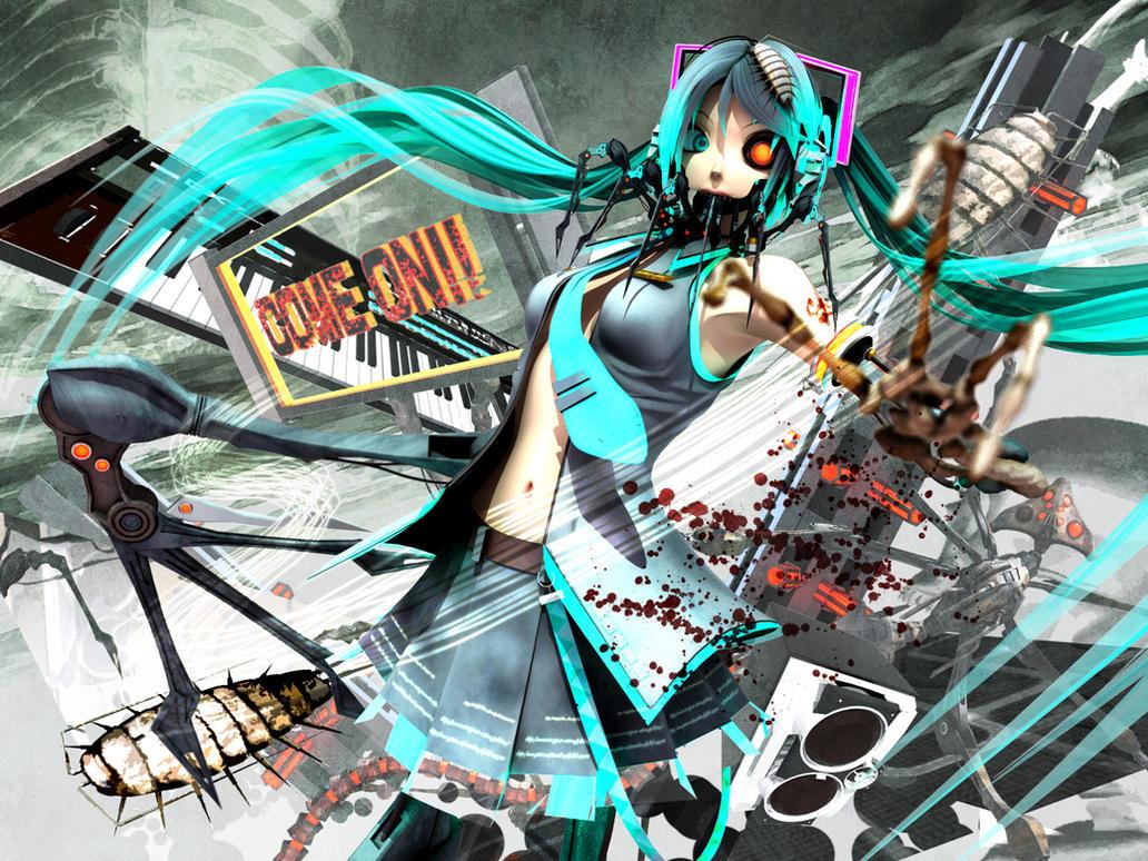 Machine Muzik by Deino3330