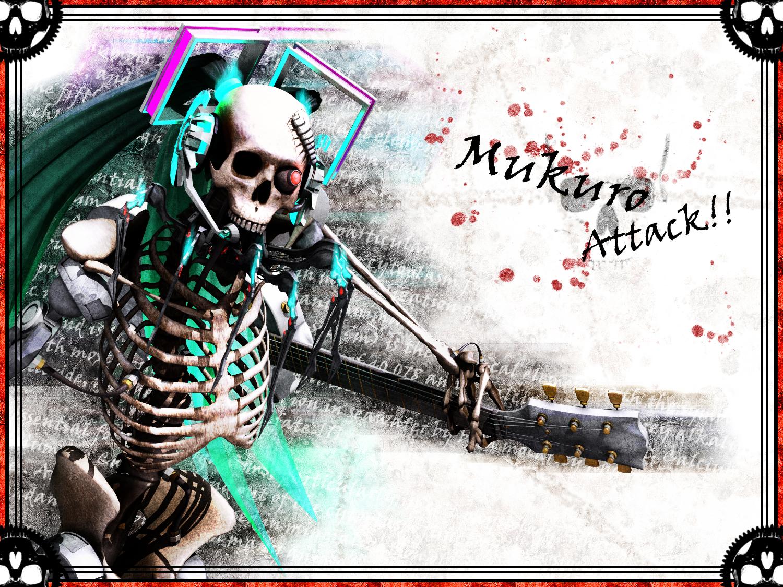 Mukuro Attack by Deino3330