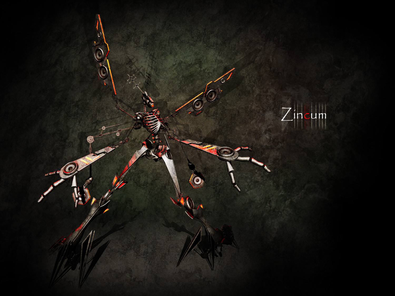 Zincum Znko 2 by Deino3330