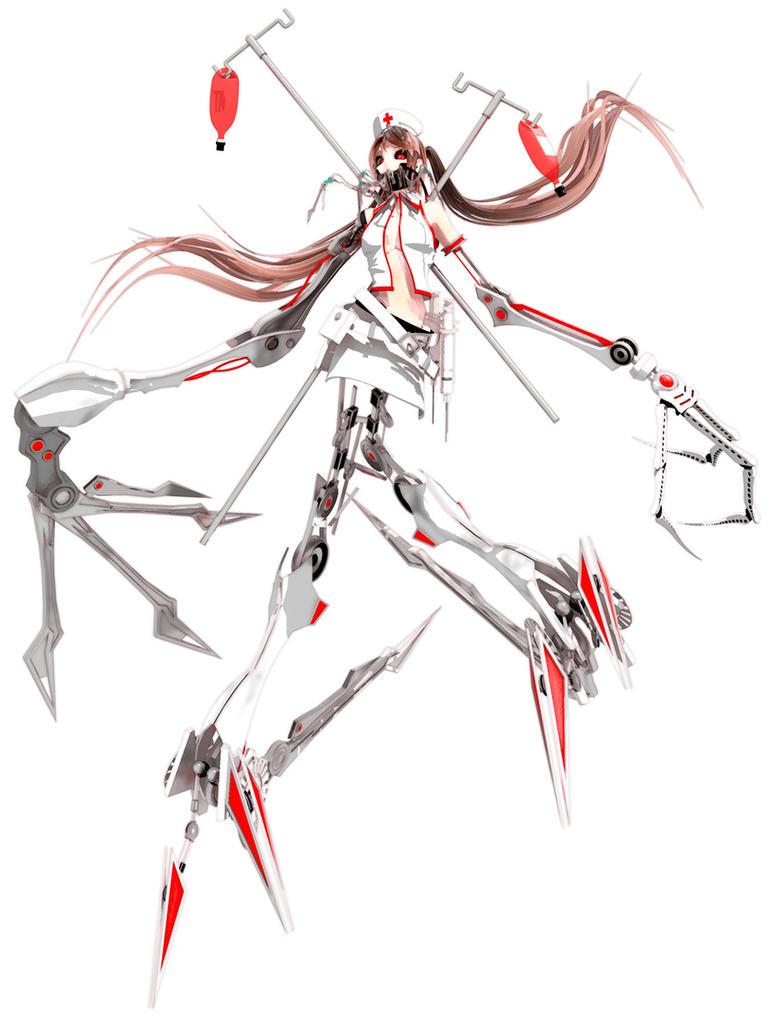 Nurse 02 by Deino3330