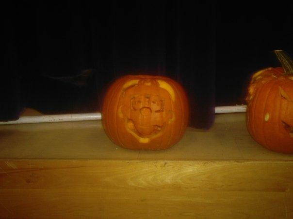 Pumpkin by Sanguinex94