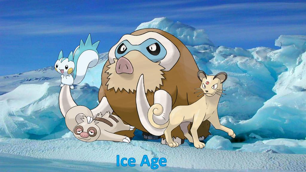 Ice age pokemon version cast by deecat98 on deviantart ice age pokemon version cast by deecat98 sciox Gallery