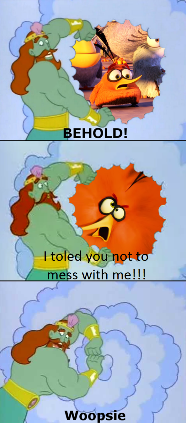 behold_meme_3___bubbles_the_orange_bird_by_deecat98 da40s8k behold meme 3 bubbles the orange bird by deecat98 on deviantart