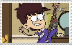 Luna Loud Stamp