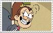 Luan Loud Stamp by DEEcat98