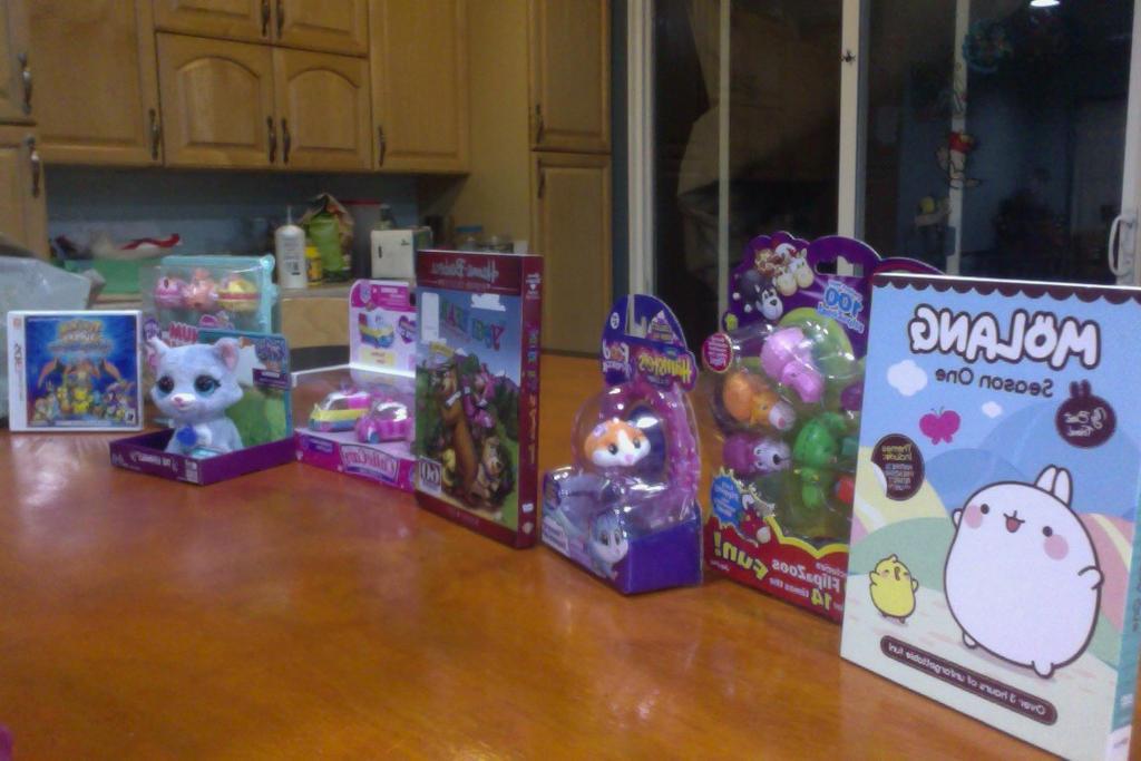 My Walmart Birthday Gifts By DEEcat98
