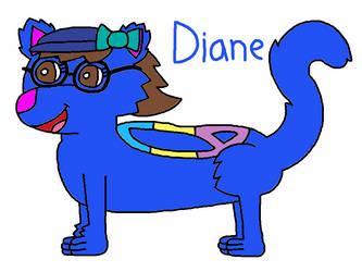 DEEcat98/Diane (redo) by DEEcat98