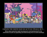 Harvey Street Kids Finale Motivational Poster by DEEcat98