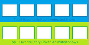 Top 5 Episodic and Story Driven Animated Shows