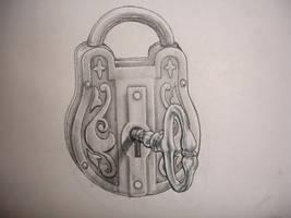 Lock n Key by CHICANOCHOP