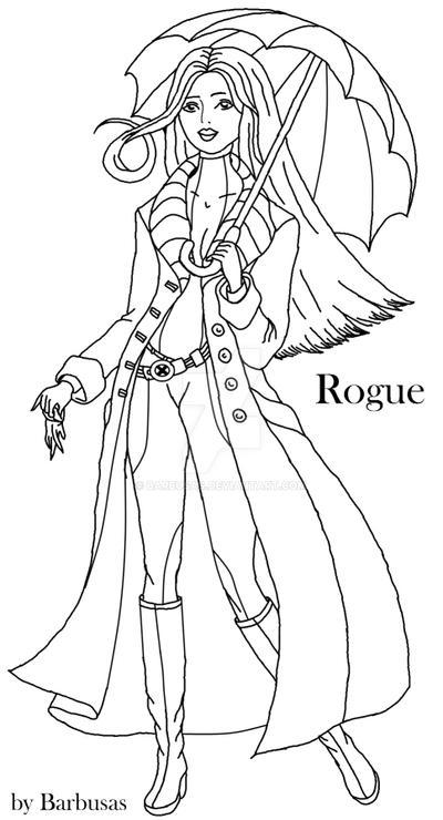 Rogue by Barbusas