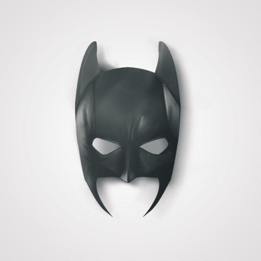 Batman Mask by Ceruleano on DeviantArt