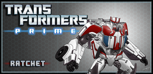 Transformers Prime: Ratchet