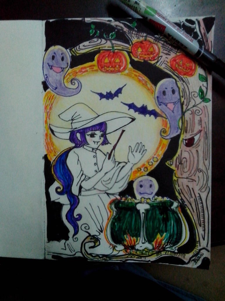 halloween 1 by imaipack