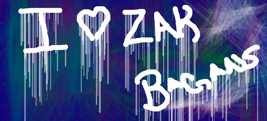 i love zak bagans by Taylorcaine95