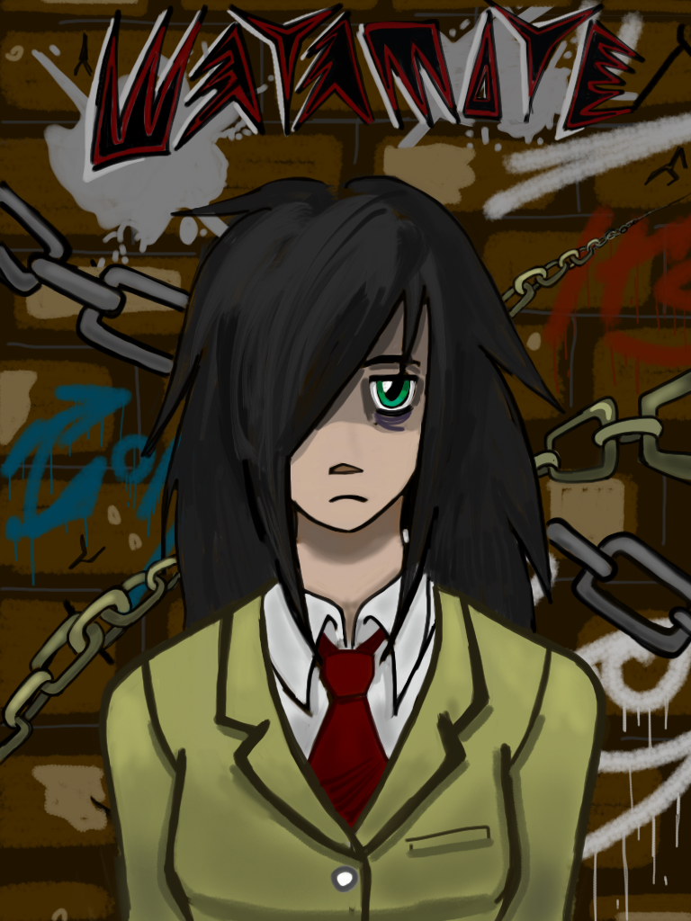 Tomoko Kuroki by FieryWolverine on DeviantArt