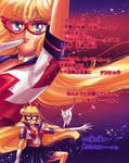 Sailor V Colouring
