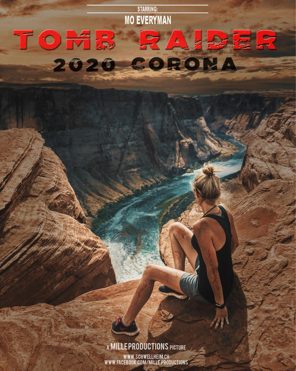 Tomb Raider 2020 Corona By Milleproductions On Deviantart