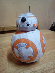 BB8 by myrowell
